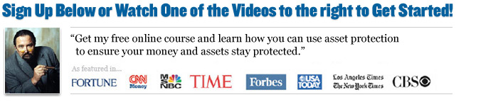 how to setup an asset protection plan